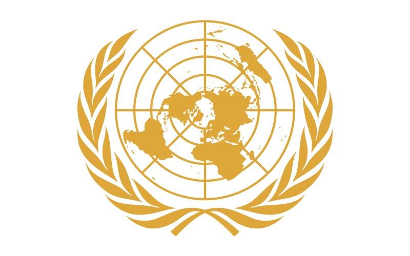 لوگو سازمان ملل متحد